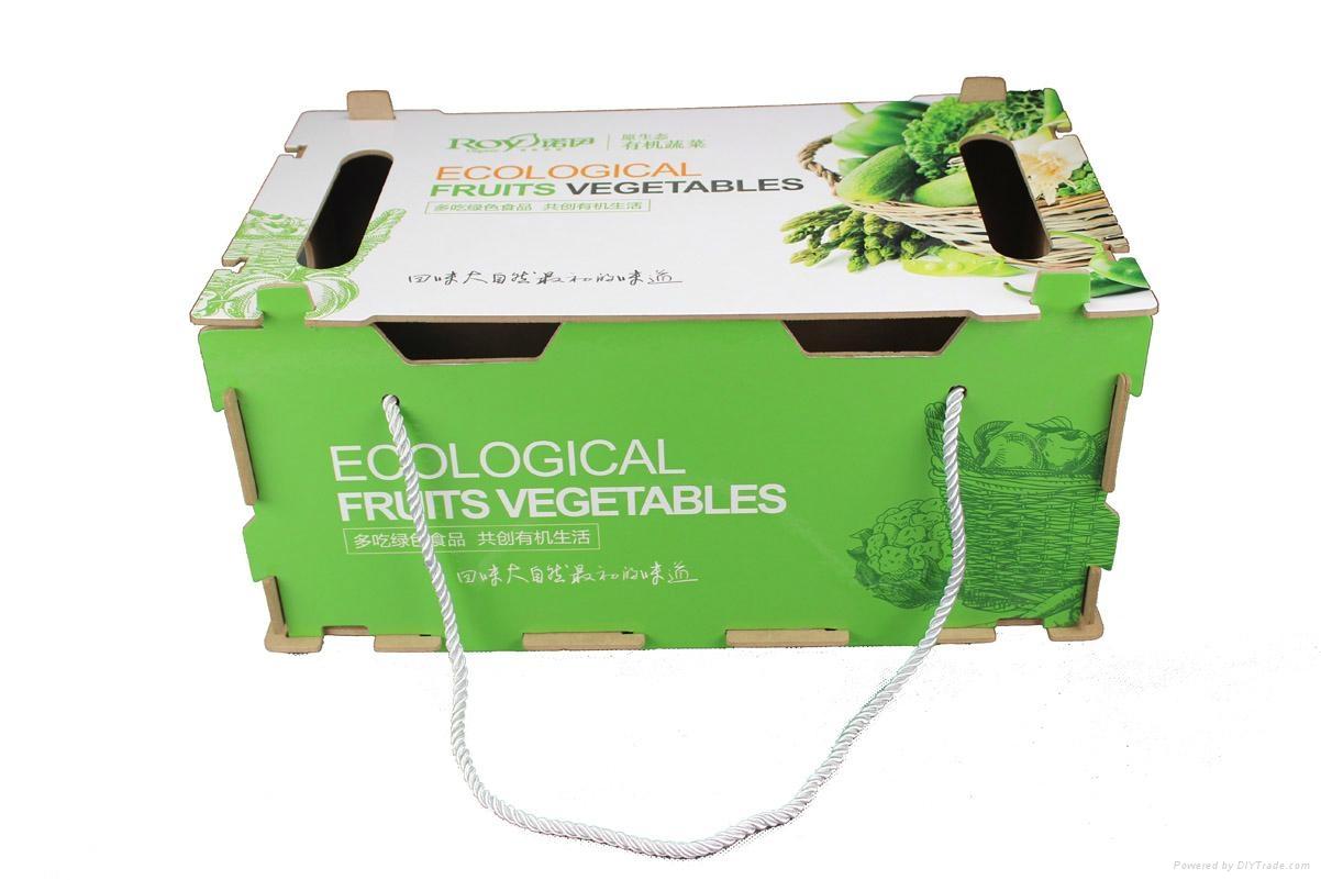 水果蔬菜包裝木箱 3