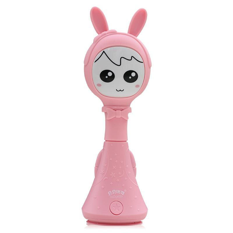 貝貝優可嬰童電子智能搖鈴L1-新一代早教益智玩具寶寶禮物 3