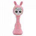 貝貝優可貝貝優嬰童電子智能搖鈴L1-新一代早教益智玩具寶寶禮物 3