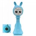 貝貝優可嬰童電子智能搖鈴L1-新一代早教益智玩具寶寶禮物 2