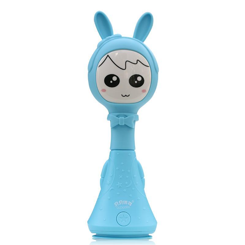 貝貝優可貝貝優嬰童電子智能搖鈴L1-新一代早教益智玩具寶寶禮物 1