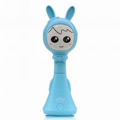 貝貝優可貝貝優嬰童電子智能搖鈴L1-新一代早教益智玩具寶寶禮物