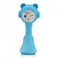 貝貝優可貝貝優嬰童電子智能搖鈴L2-新一代早教益智玩具寶寶禮物 2
