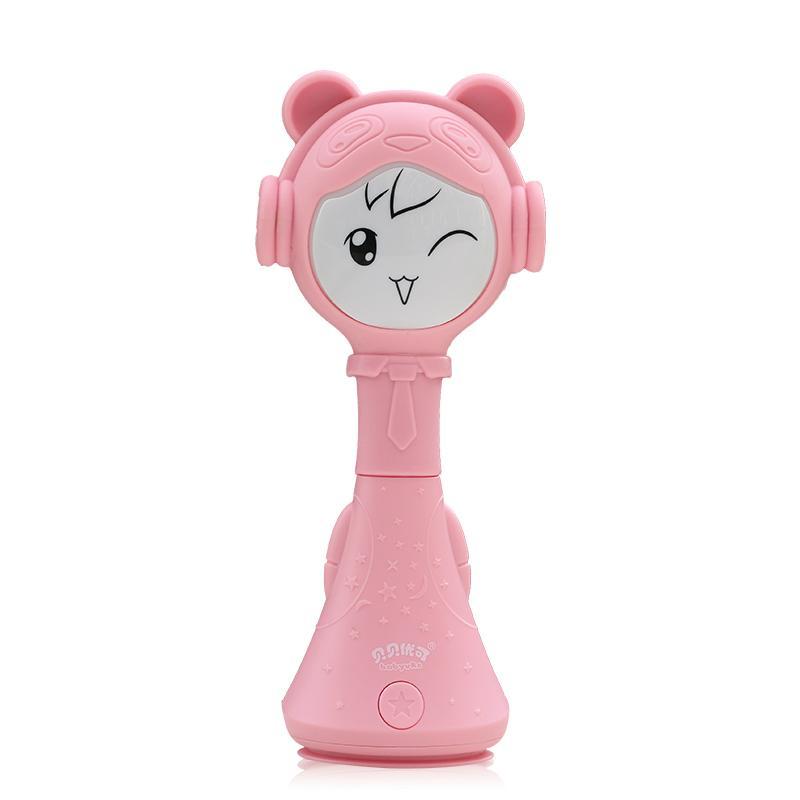 贝贝优可婴童电子智能摇铃L2-新一代早教益智玩具宝宝礼物 1