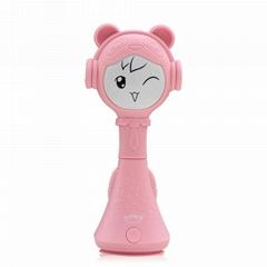 贝贝优可婴童电子智能摇铃L2-新一代早教益智玩具宝宝礼物