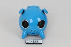 小猪HI-FI蓝牙音箱H-168