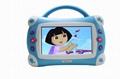 工厂直供儿童卡拉OK视频机V1 2