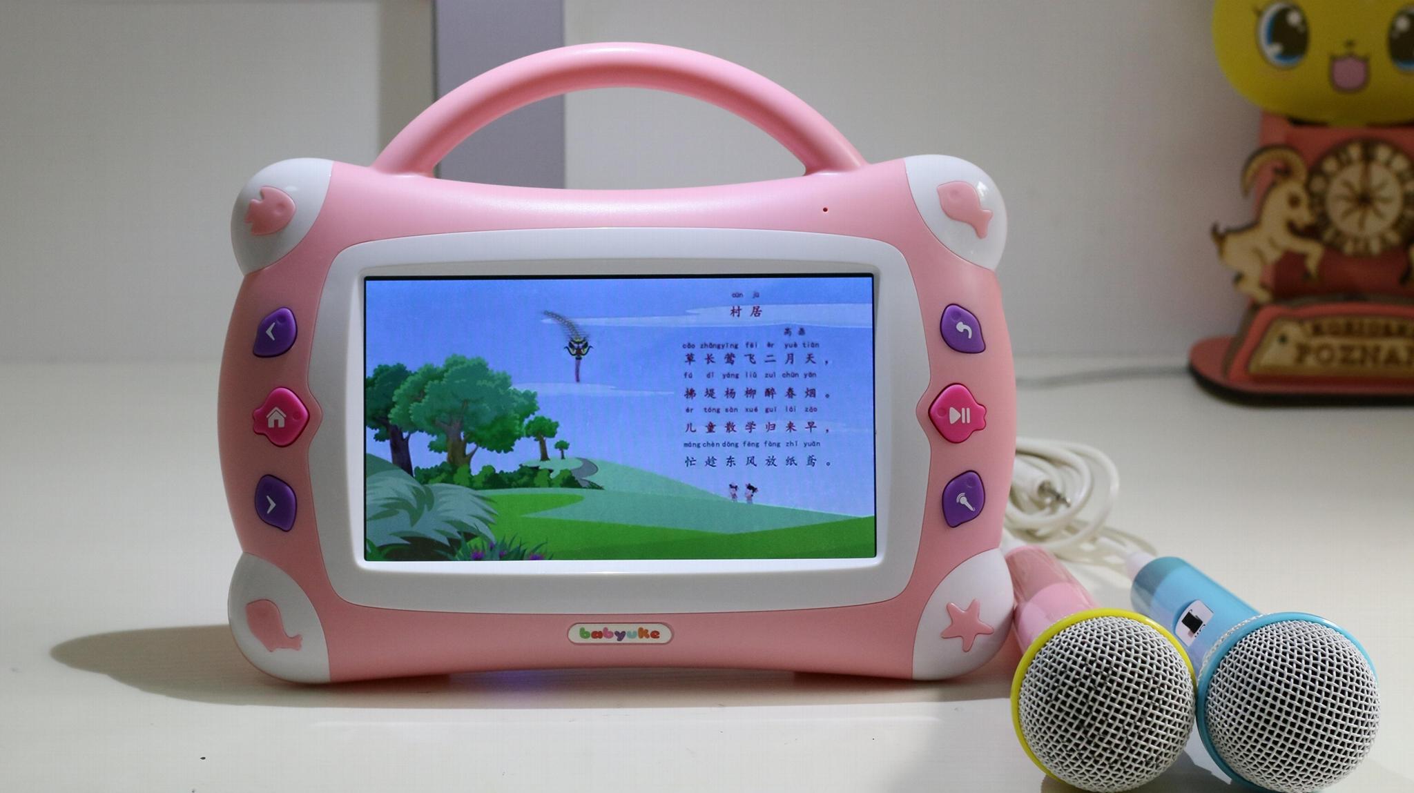工厂直供儿童卡拉OK视频机V1 5