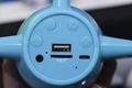 貝貝優可儿童藍色音箱 2