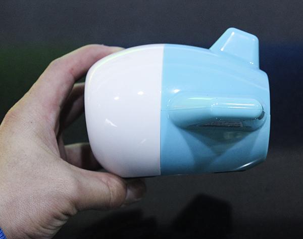 貝貝優可儿童藍色音箱 3