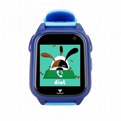 工廠直供GPS游泳防水智能儿童手錶W5