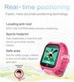 工厂直供GPS游泳防水智能儿童手表W5 2