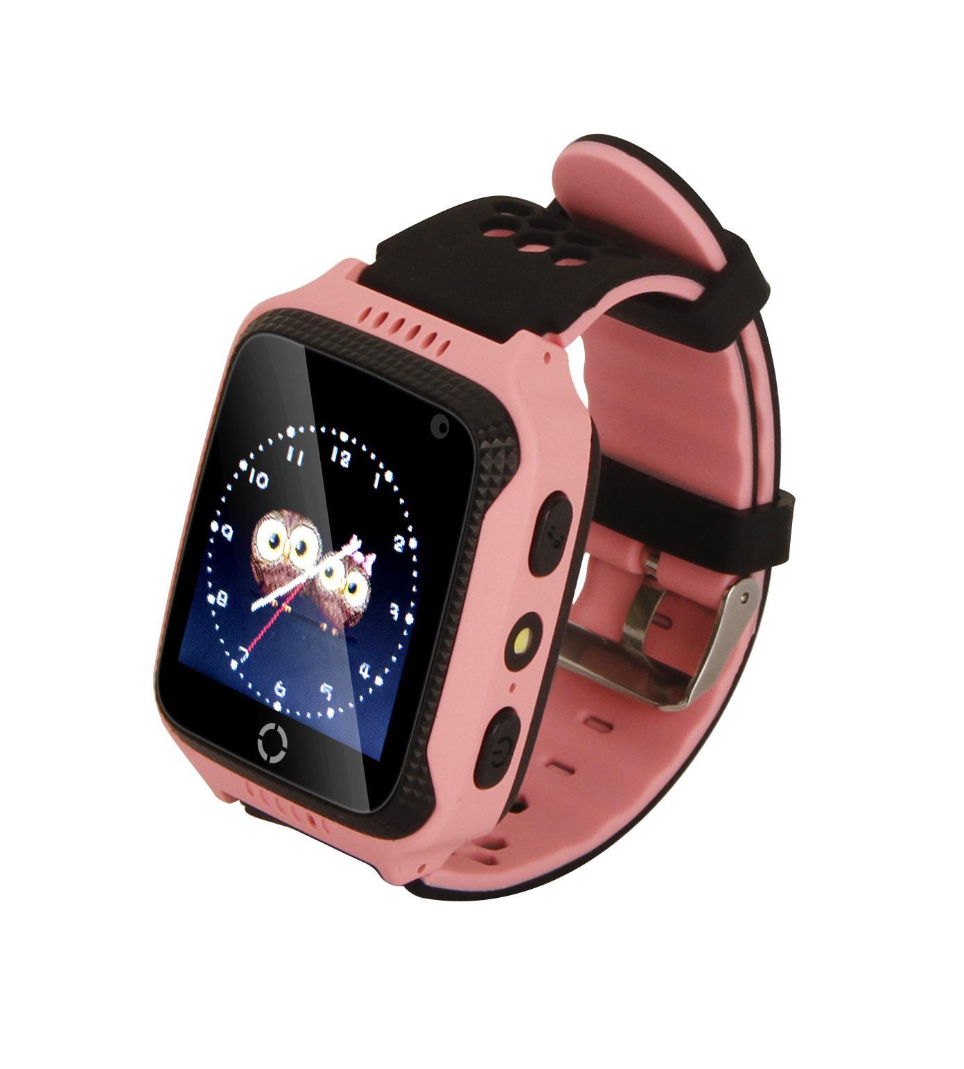 贝贝优可儿童智能GPS定位手表宝宝礼物W4 1