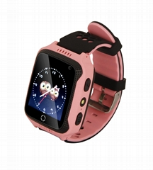 貝貝優可儿童智能GPS定位手錶寶寶禮物W4