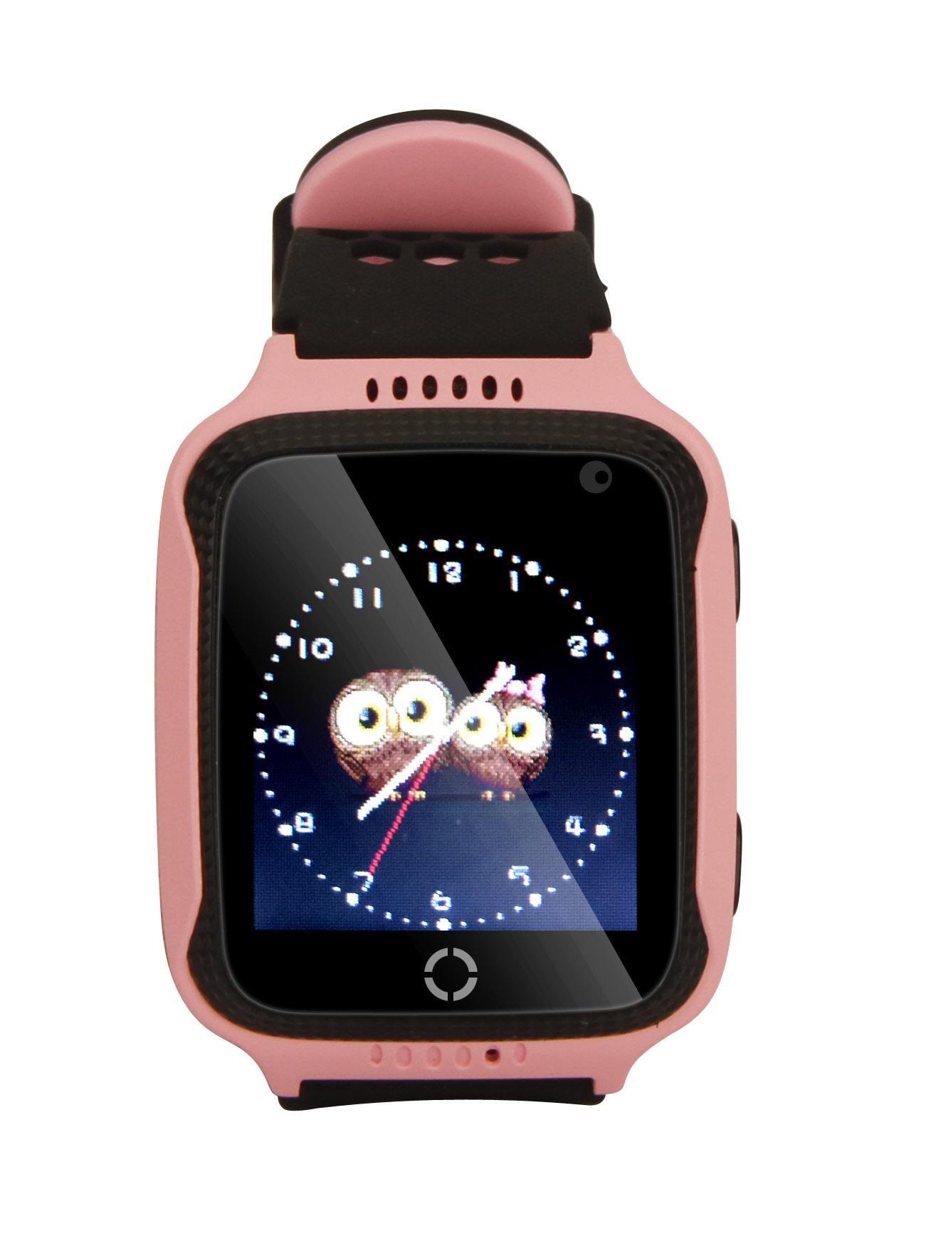 贝贝优可儿童智能GPS定位手表宝宝礼物W4 2