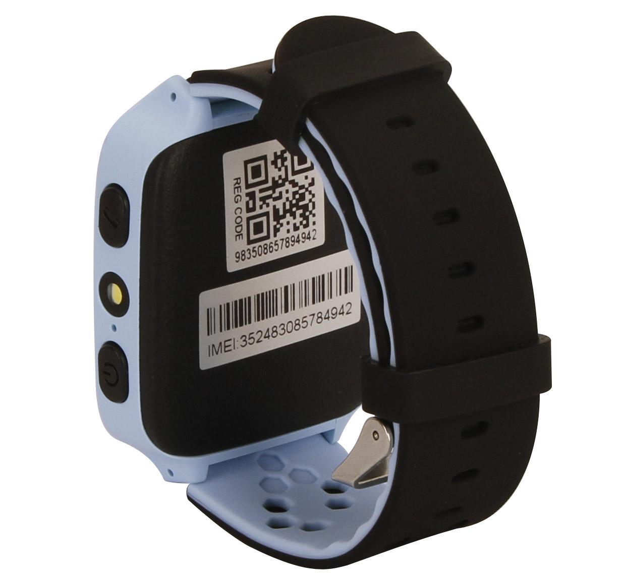 贝贝优可儿童智能GPS定位手表宝宝礼物W4 4