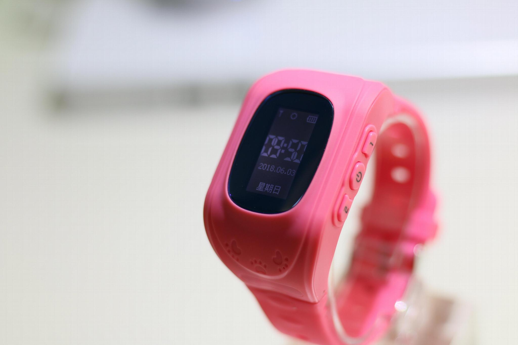 贝贝优可儿童智能电话手表W2 2