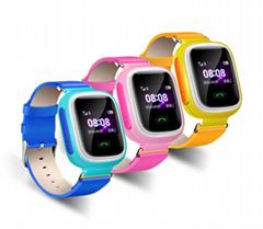 貝貝優可儿童智能GPS定位電話手錶W3