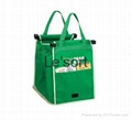 Factory sale Polyester shopping trolley