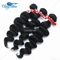 Brazilian Loose Wave Human Hair Weaving