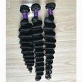 Deep wave Malaysian Virgin Human Hair Weaving Bundles In large stock 2