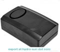 Wireless Remote Control Vibration Detector Alarm Security Bike Alarm System  3