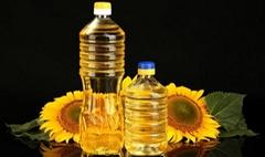 Premium Quality Refined Sunflower Oil