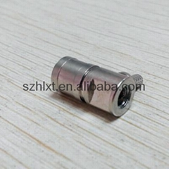 SMB coaxial connector female gender for cable
