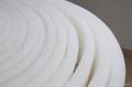 東莞廠家直銷莞酈白色音響吸音棉聚酯纖維環保吸音材料 1