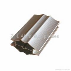 aluminium  profiles for furniture /kitchen cabinet /wardrobe door
