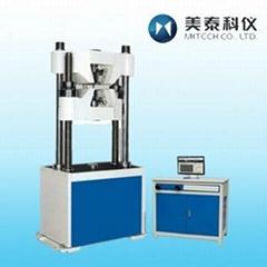 美泰MAW系列微機控制電液伺服液壓式萬能試驗機