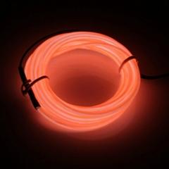 High Brightness Blue Electroluminescent (EL) Wire - 2.5mm - High brightnes