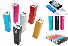 wholesale good quality Promotional power bank for mobile phone
