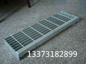 北京机械制造厂专用的插接钢格板操作平台 2