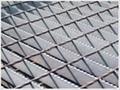 北京机械制造厂专用的插接钢格板操作平台 1
