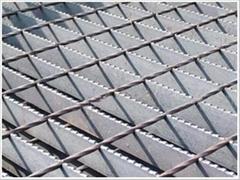 北京机械制造厂专用的插接钢格板操作平台
