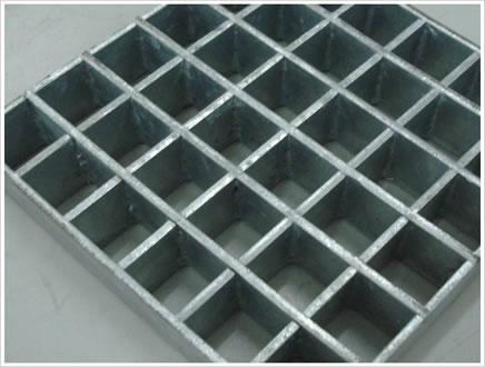 北京机械制造厂专用的插接钢格板操作平台 4