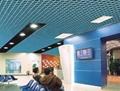 上海大型辦公專用的鋼格板吊頂 3