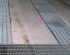 南京大型立体停车厂专用的齿形钢格板