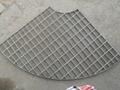 南京大型立體停車廠專用的齒形鋼格板 2