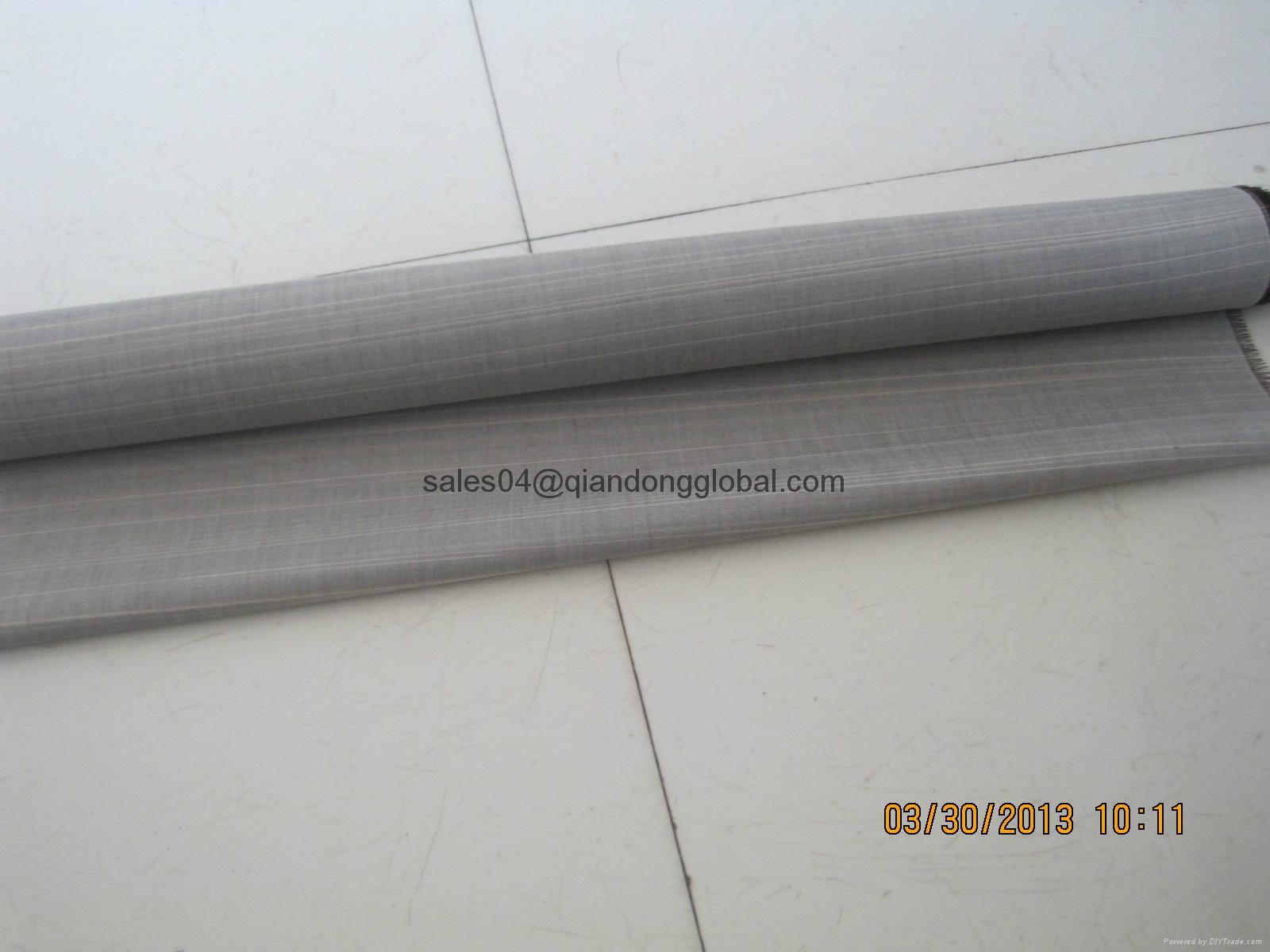 HIGH QUALITY OF HORSE HAIR FABRIC 4