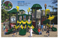 Outdoor playground equipment Combined