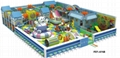 manufacture of Indoor playground naughty castte 2