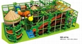 manufacture of Indoor playground naughty castte 4