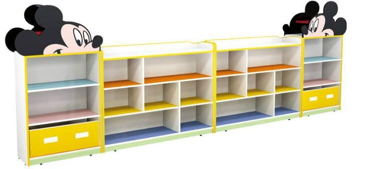 Indoor playground Kids furniture chairs and tables 4