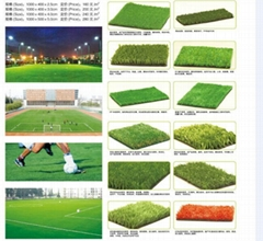 professional football artificial grass