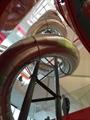 Staniness steel slide,mall steel slide and escaping slide 2