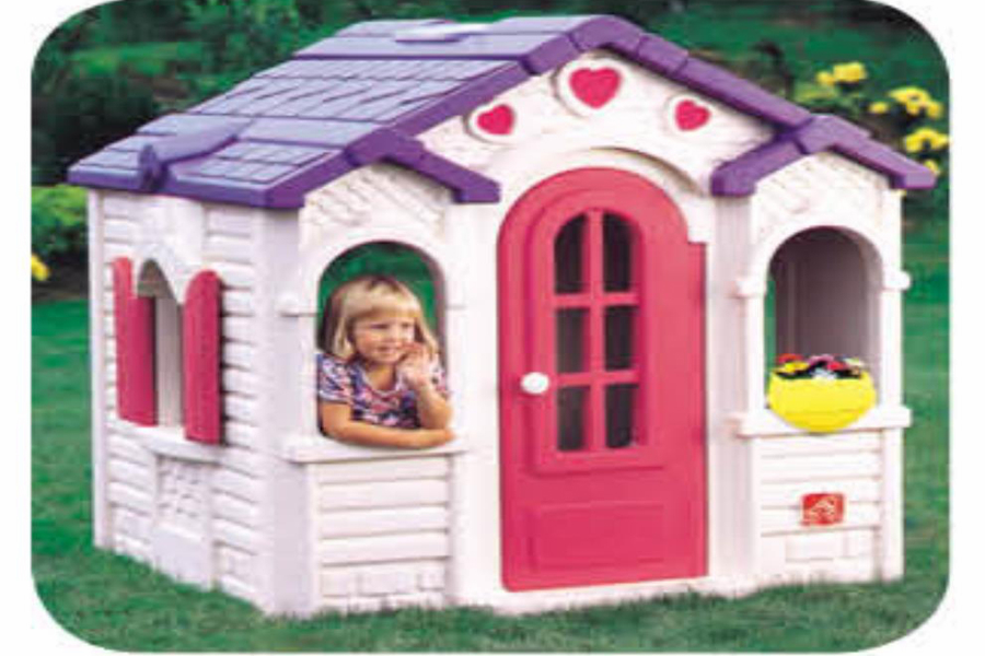 kids playhouse and kids house in China 3