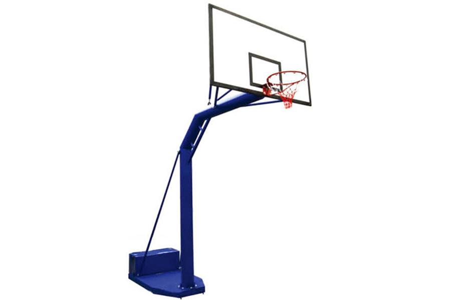 competitve standard NBA basketball stand 2