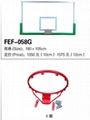 competitve standard NBA basketball stand 5